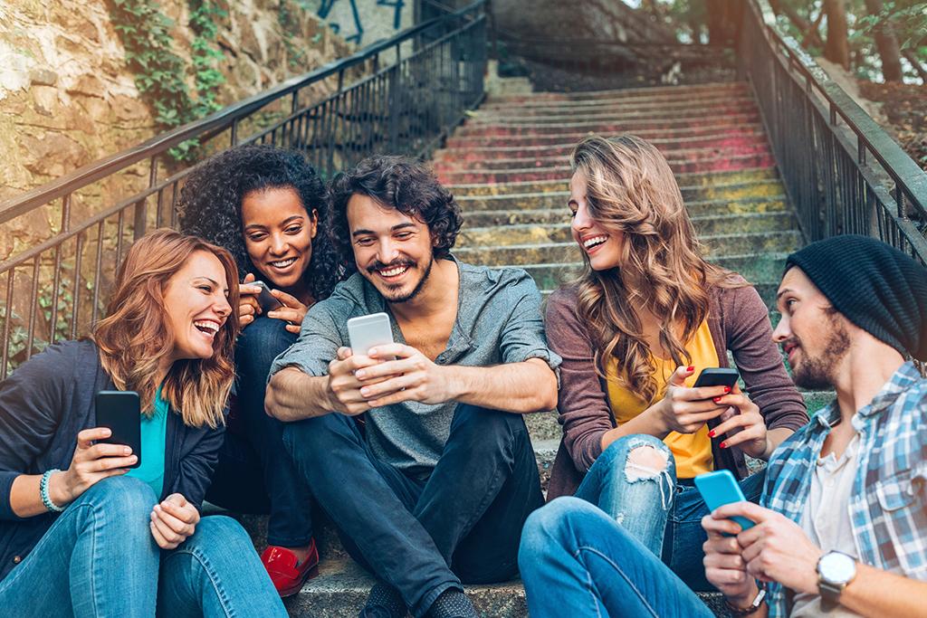 Social media marketing, esempio di community